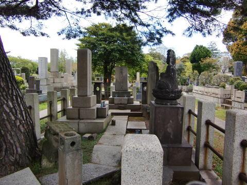 船越衛の墓