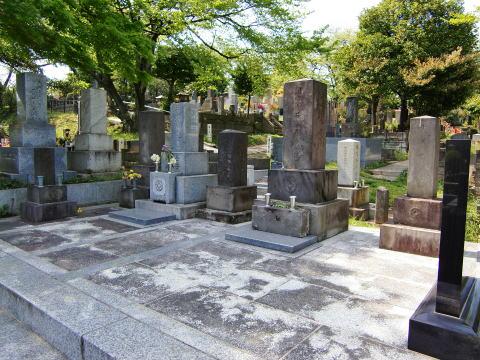 井深彦三郎の墓
